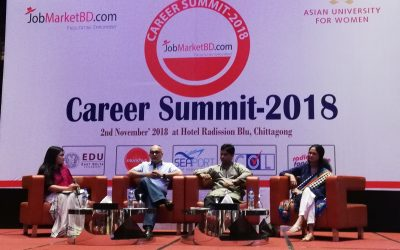 "Seaport Ship Services Ltd sponsored ""Career Summit 2018, Chittagong""- organized by JobMarketbd.com"